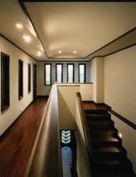 S邸の部屋 廊下