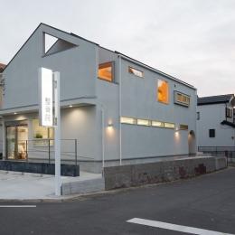吉川の住まい (外観 2)