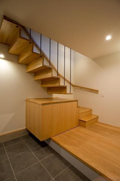 階段 1 (吉川の住まい)