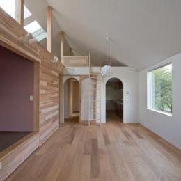 建築家 タイラヤスヒロ建築設計事務所の事例「吉川の住まい」