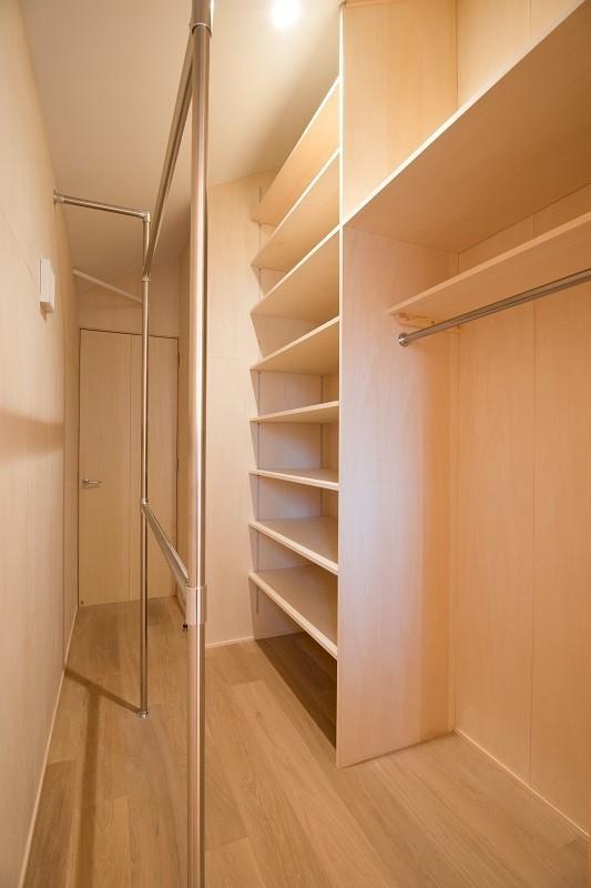 吉川の住まいの部屋 収納
