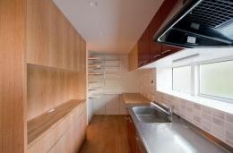 吉川の住まい (キッチン)