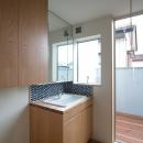 吉川の住まいの写真 洗面所
