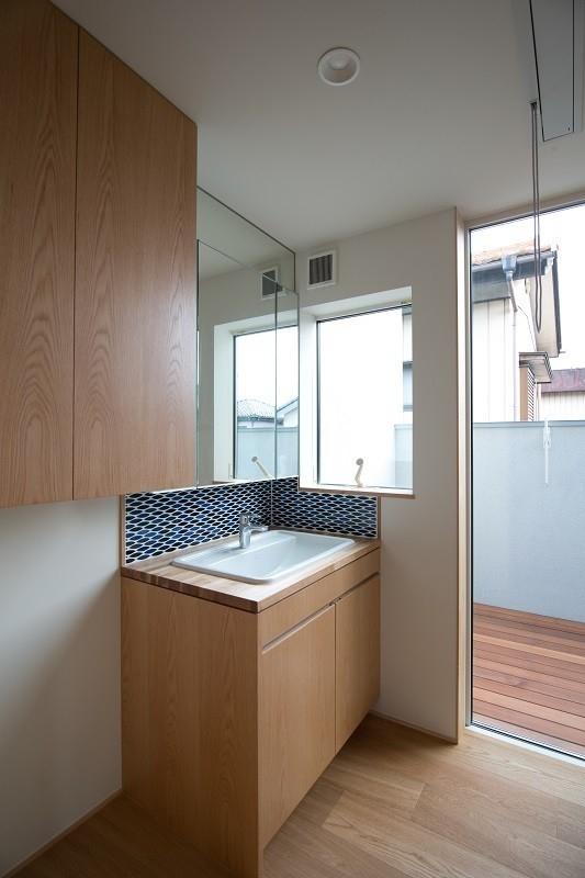 吉川の住まいの部屋 洗面所