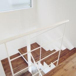 東和の住まい (階段 3)