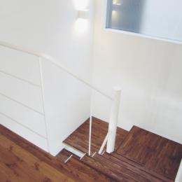 東和の住まい (階段 4)