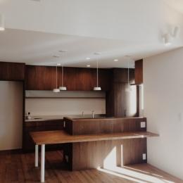 東和の住まい (キッチン 1)