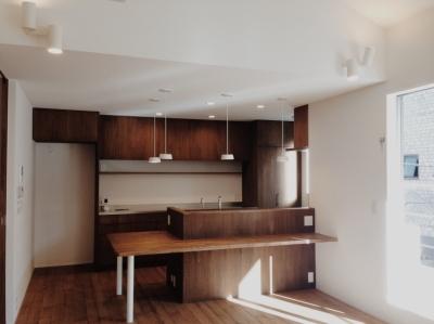 キッチン 1 (東和の住まい)