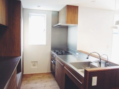 東和の住まい (キッチン 3)