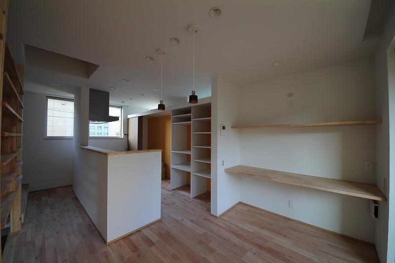 建築家:タイラヤスヒロ建築設計事務所「桜台の住まい」