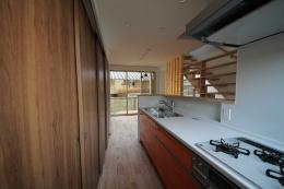 桜台の住まい (キッチン)