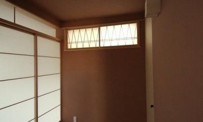 桜台の住まい (和室 1)