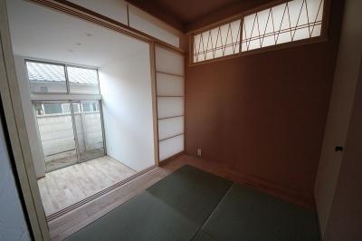 和室 2 (桜台の住まい)