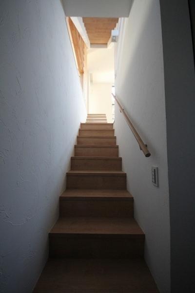 階段 1 (桜台の住まい)