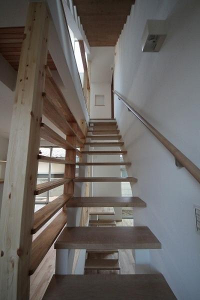 階段 2 (桜台の住まい)