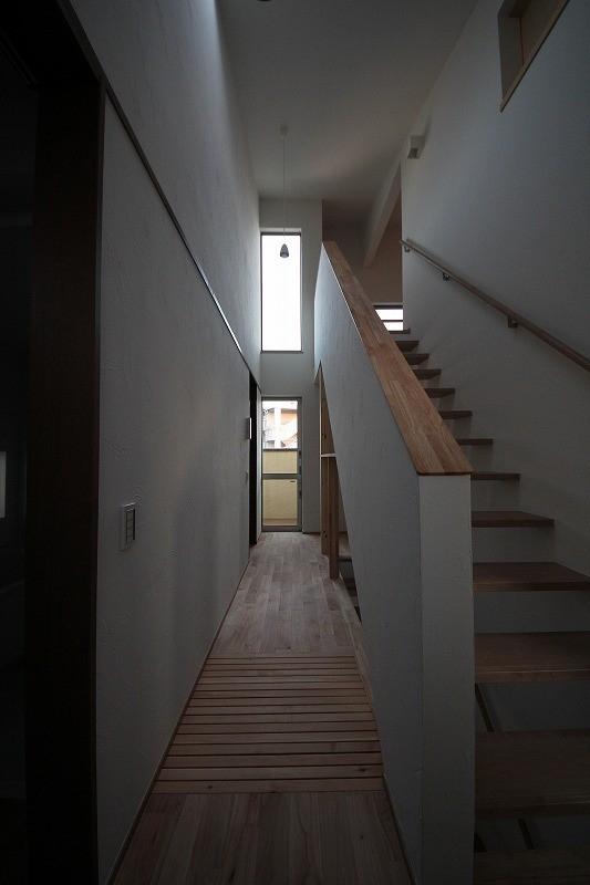 桜台の住まい (廊下 1)