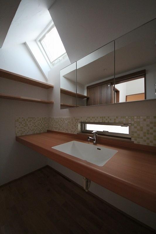 桜台の住まいの部屋 洗面所