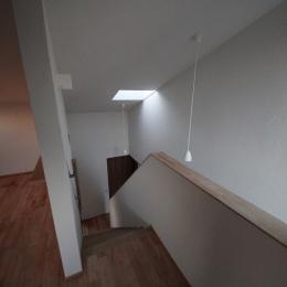 桜台の住まい (階段3)