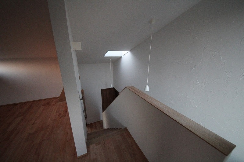 桜台の住まいの部屋 階段3