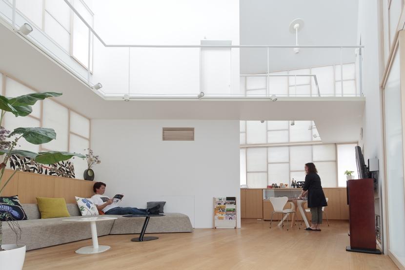 建築家:奥野公章「六日町の家」
