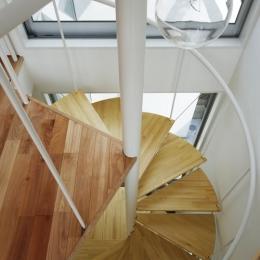 タテノニワ (階段)