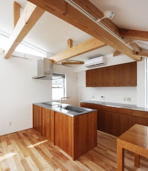 タテノニワの部屋 キッチン 1