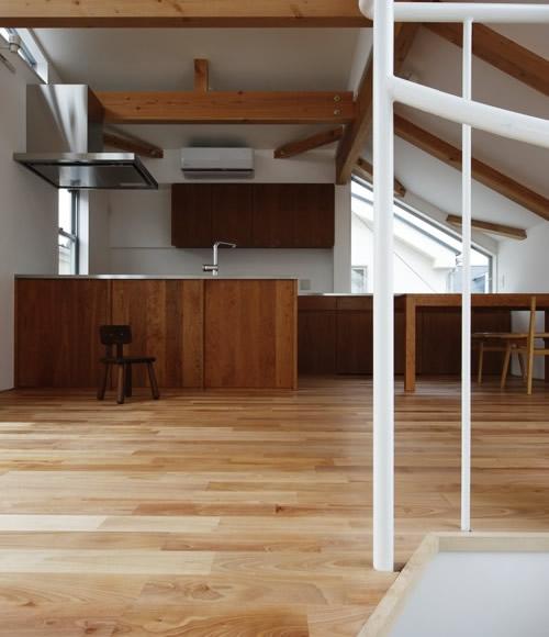 タテノニワの部屋 ダイニング・キッチン 4