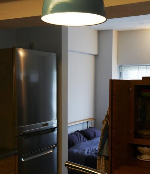 間のある家の部屋 寝室 2