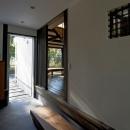日部 友裕の住宅事例「公園を望む家」