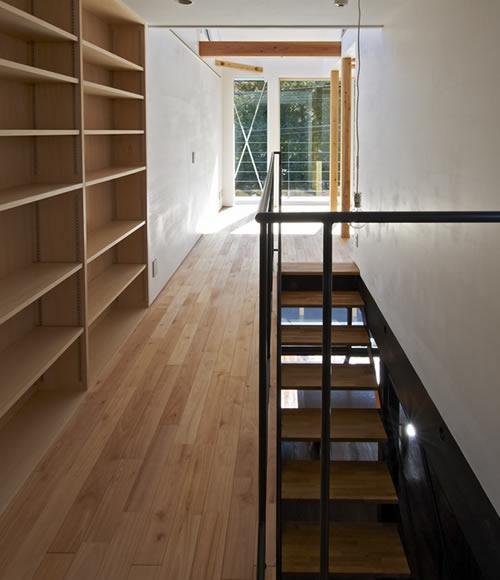 建築家:日部 友裕「公園を望む家」