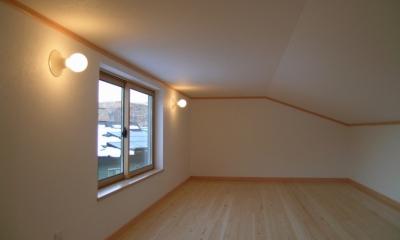 2階リビングの家 (2階リビング 2)