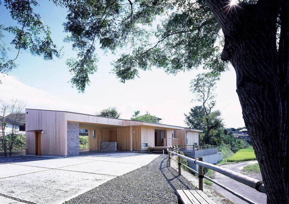 外観 (高木町の家~霧島連山を望む家~)