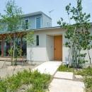 八神崇司の住宅事例「K-house」