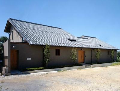 O-house+factory (外観)
