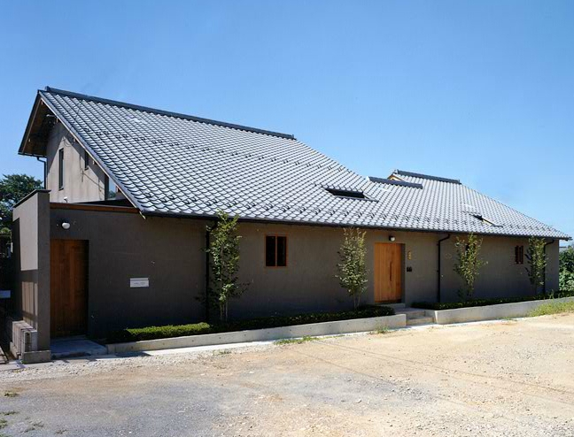 建築家:八神崇司「O-house+factory」