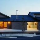 八神崇司の住宅事例「O-house+factory」