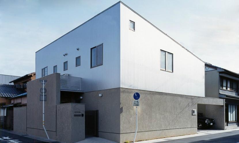 M-house projectの部屋 外観