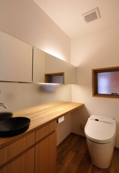 トイレ (加納のいえ)