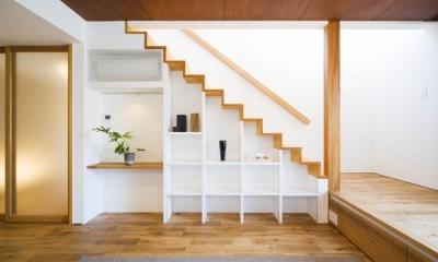 階段|いわたのいえ
