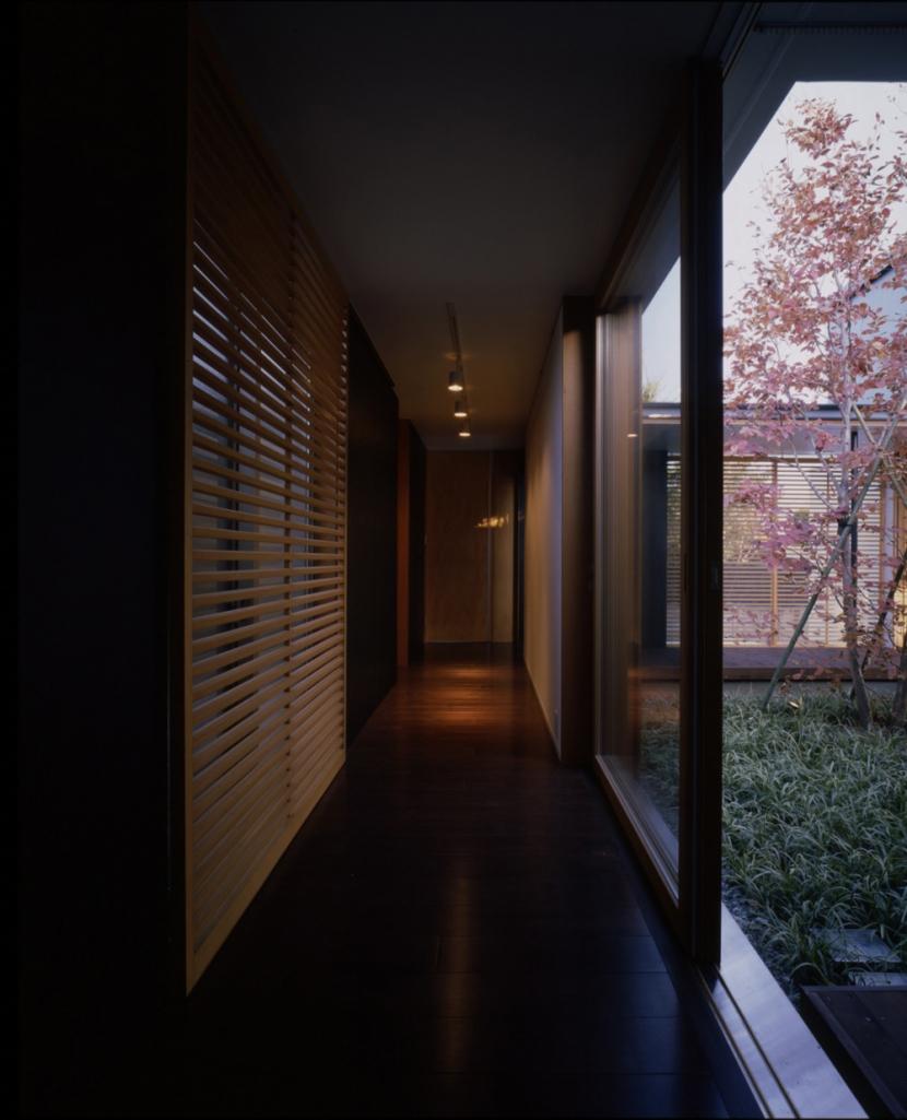 回廊のある家の部屋 ギャラリー
