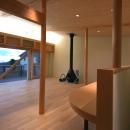 平賀 久生の住宅事例「高台の家」