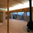 高台の家の写真 広間2