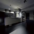 ハコリノベの住宅事例「黒い家」