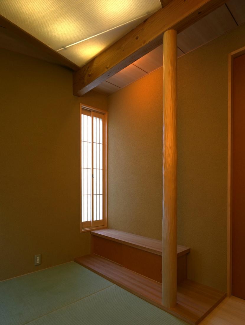 高台の家の部屋 ゲストルーム