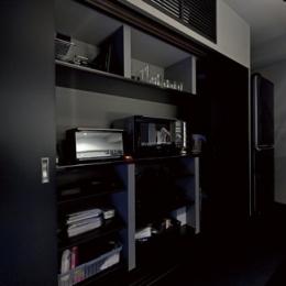 黒い家 (パントリー)