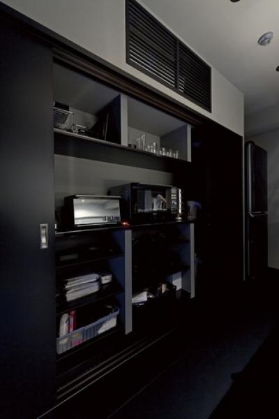 パントリー (黒い家)
