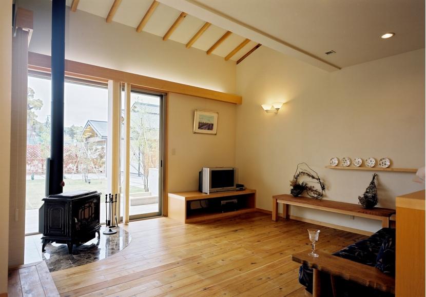 建築家:平賀 久生「混構造の家」