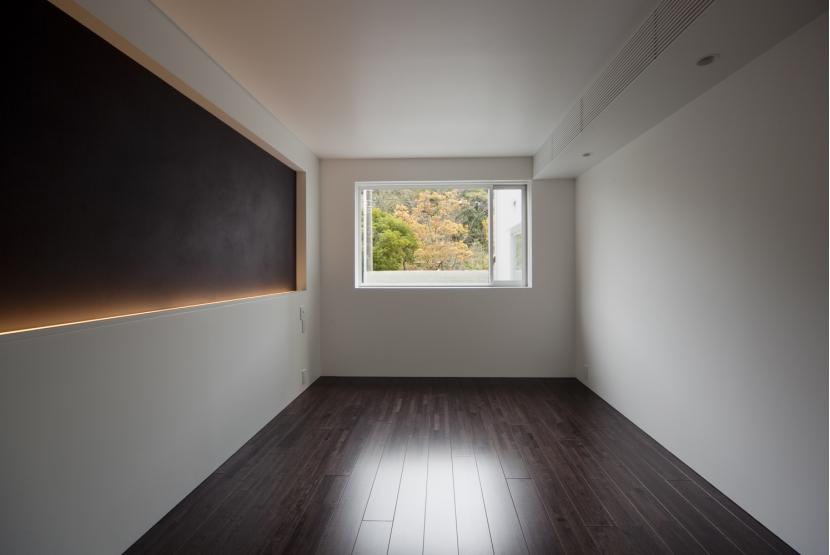 浄妙寺の家 (寝室)