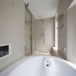 浄妙寺の家 (浴室)