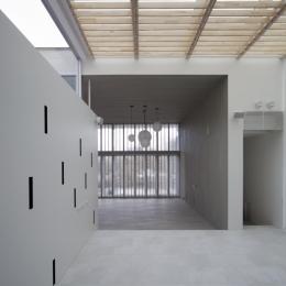 浄妙寺の家 (ワークスペース)